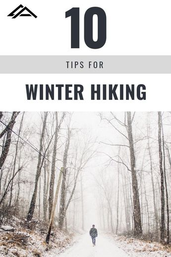 10 Tips for Walking in Winter