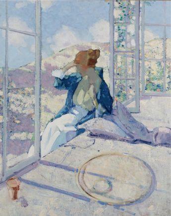 terminusantequem:  Richard Edward Miller (American 1875-1943)... My blog posts