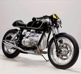 "utwo: ""BMW R90 / 6 Factory Racer © renard speed shop """