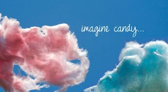 Cotten Candy Clouds Imagine Candy.