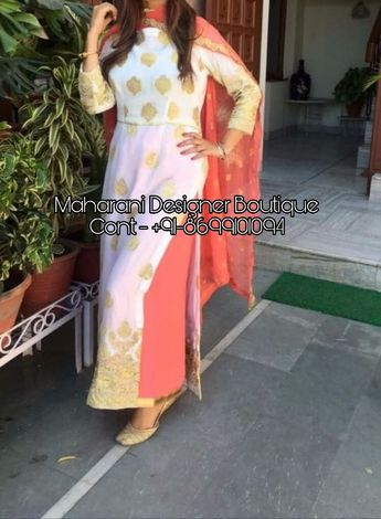Punjabi Suits Online Boutique | Salwar Suits | Maharani Des