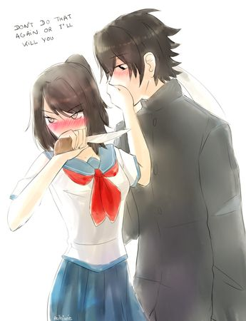 List of attractive ayano x male rivals kiss ideas and photos | Thpix