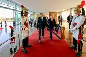 Bolsonaro confirma reunião dos países amazônicos em setembro
