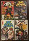 X-MAN #1-4 (MARVEL 1994) 1ST APP OF X-Man (Nate Grey) LOT OF 4 COMICS  #comics