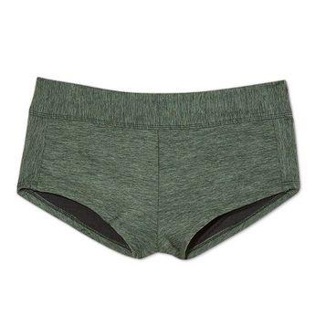 4d190f682d22a Women s Shortie Swim Shorts - Kona Sol Dark Green M