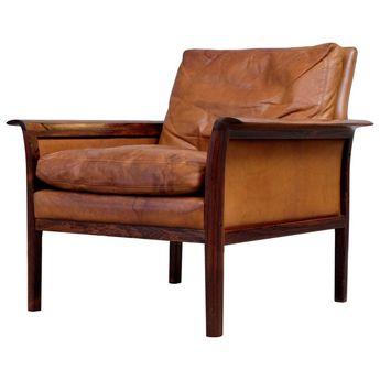 Enjoyable Retro Sessel Old English Cognac Bralicious Painted Fabric Chair Ideas Braliciousco