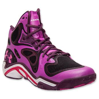 new product dcccd f91b5 Men s Under Armour Micro G Anatomix Spawn Basketball Shoes