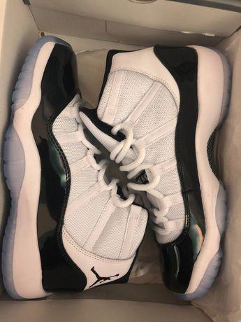 finest selection e97a7 16e09 Nike Air Jordan Retro XI 11 Concord 2018 Mens Size 7 Black White  fashion