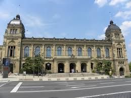 The Stadthalle Wuppertal (official name: Historic City Hall at Johannisberg ) is one of the main sights of the city, as well as a concert and event venue for its unique acoustics known worldwide.