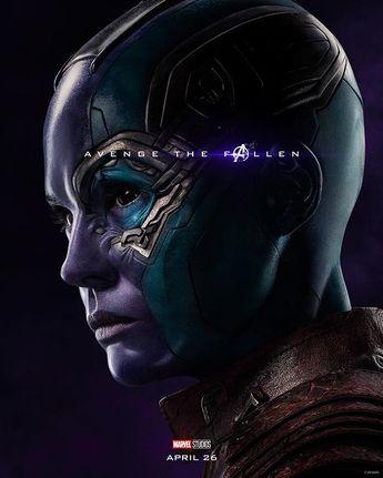Chaque héros obtient son affiche de « Avengers: Endgame » – L'Univers des Comics