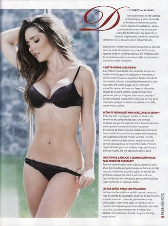a57862f05405 List of attractive revista h para hombres ariadne diaz ideas and ...