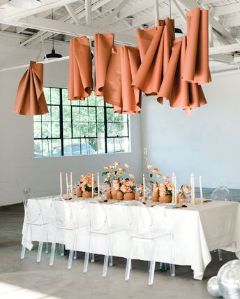 Fresh Ideas for the New Year: A Totally Terracotta Bridal Inspiration