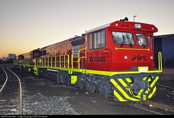 RailPictures Net Photo: E8056 Transnet