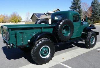 440/727 & Cold A/C: 1949 Dodge Power Wagon Restomod