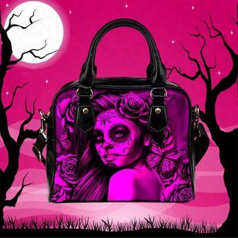 a6f919e76df9 Calavera Design  2 (Pink) Accessorize Yourself Bundle  1 - 1 Shoulder Bag