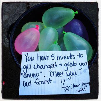 Zuru Bunch O Balloons 100 Self-Sealing Water Balloons - Water Balloons - Ideas of Water Balloons #WaterBalloons -  A fun way to welcome home the hubs!  Water Balloons  Ideas of Water Balloons #WaterBalloons  A fun way to welcome home the hubs!