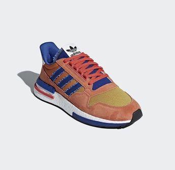timeless design 2f581 13d02 Adidas ZX 500 RM Goku by blog.sneakerando.com sneakers sneakernews  StreetStyle Kicks adidas