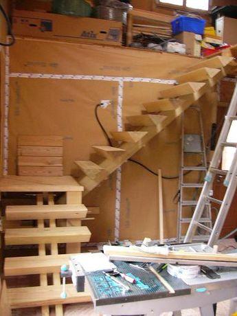 Faire un escalier soi-même ? | Forum Menuiseries intérieures - Système D