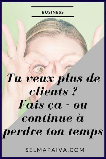Les conseils pour trouver encore plus de clients ! Retrouvez également tout un article sur le sujet sur le blog : thebboost.fr/ #freelance #entrepreneur #business #blogging #ladyboss