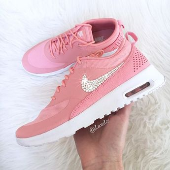Nike #WMNS #Air #Max #Thea #Sneaker #Damen #rosa | Nabilah