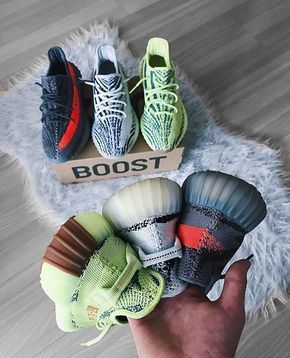 Price of Adidas Yeezy Boost 350 V2 Green fake