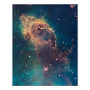 Stellar Jet In Carina Nebula Print - Custom Prints