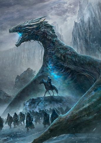 Neuer Game of Thrones Kalender zeigt die legendären Eisspinnen zum ersten Mal!
