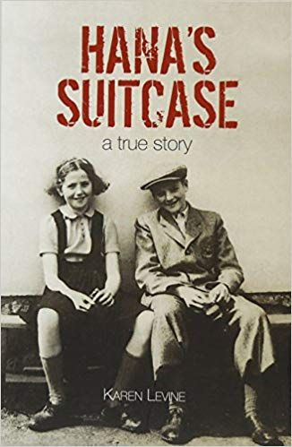 Hana's Suitcase: Karen Levine #Nonfiction #WWII