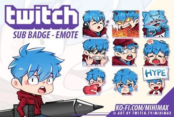 create custom twitch emotes