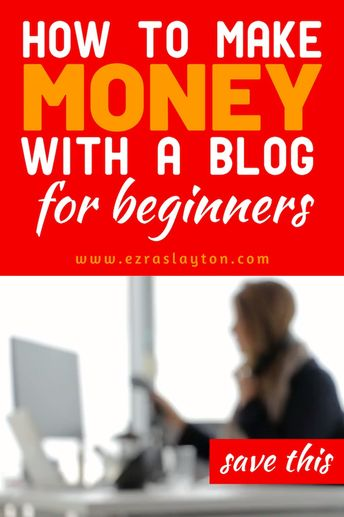Creating Your Own Blogging Site Can Make Great Money!