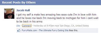 FurryMate, Furry Dating Site, Furry Love, Meet Furries, ant