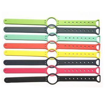 SimpleStone Replacement TPU Wrist Band For Misfit shine Bracelet Smart WristBand June18
