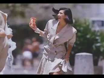 さすがコカコーラのCM!お姉様達が素敵すぎる。バブル時代に憧れた女性達が出て来ますよ(^_^)v