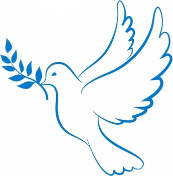 Dove of Peace Free vector in Adobe Illustrator ai ( .AI ), Encapsulated PostScript eps ( .EPS ) format for free download 997.54KB. You can use this graphic design for commercial with attribution to all-free-download.com. Please buy a commercial licence for commercial use without attribution. Dove of Peace vector symbols of peace, olive branch, dove, blue, white, illustration and painting, animals and pets, vector, symbol, bird, arts and entertainment