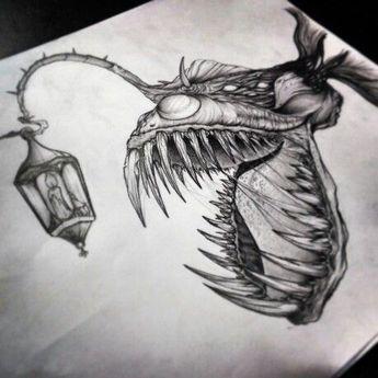 Fish Tattoo - 250 Picture Ideas