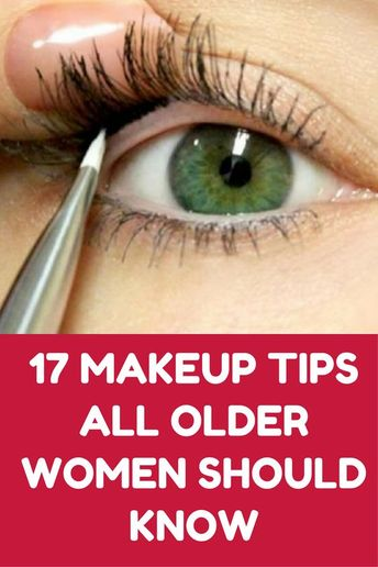 17 Makeup and Beauty Tips For Older Women