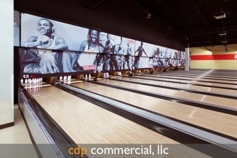 Round 1 Entertainment | Image by CDP Commercial, LLC |  Gilbert, AZ
