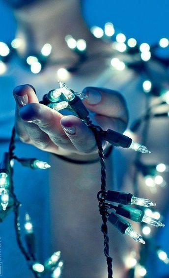 20 Ideas para tomar fotos únicas con luces de navidad ⋆ Ideas Creativas