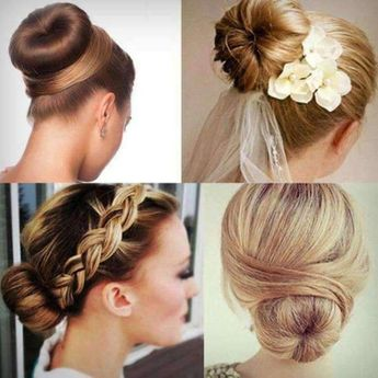 Magic Hair Bun Maker Clip