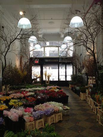 Fabulous floral shop