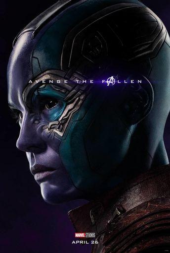 'Avengers: Endgame' Refresher: Nebula