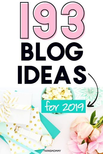 Business blog ideas to help you figure out your blog topics and content marketing ideas. Start a blog with these ideas and discover your blog niche for your business. #business #blogging