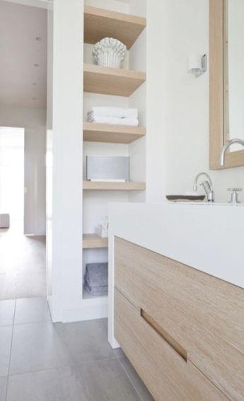 48 Unique DIY Bathroom Ideas Using Wood