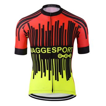 0c078322b White skull sublimation printing cycling jersey
