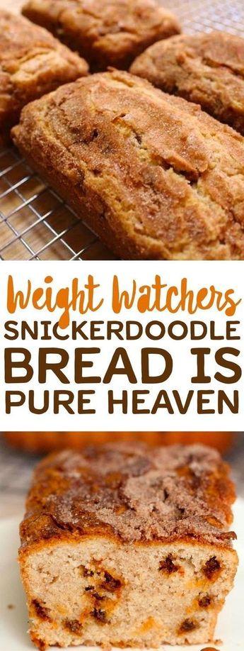 Weight Watchers Snickerdoodle Bread Is Pure Heaven!!! - Recipe Solution