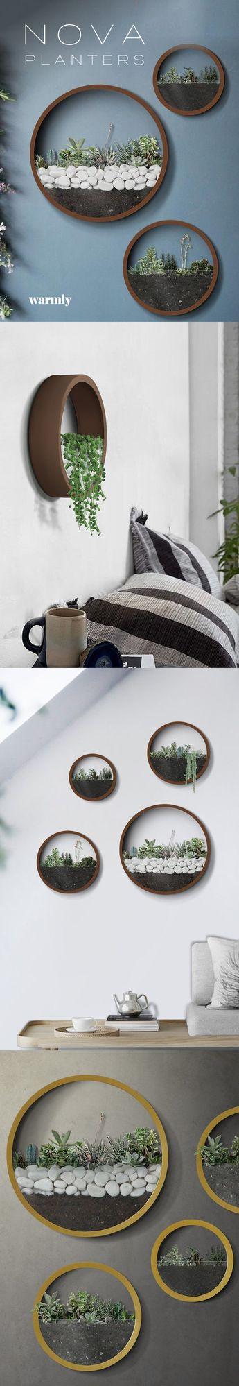 Nova - Modern Nordic Wall Vases