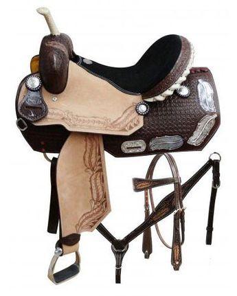 C3 barrel saddle by jeff smith saddlery