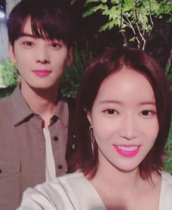 My ID Is Gangnam Beauty - Kyung Seok & Mi Rae dating in sch