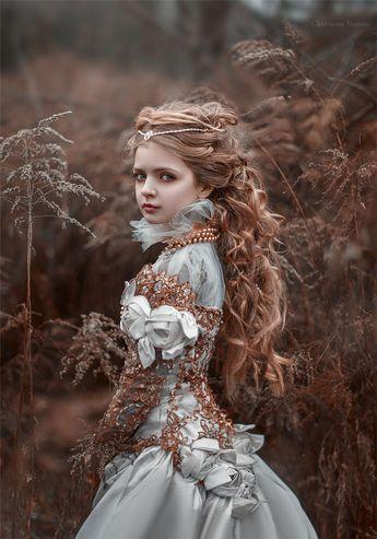 Elle revisite la Belle et la Bête avec un projet photo sublime et effrayant