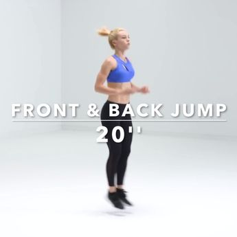 """【Search Keep Trainer at App Store/Google Play for FREE Workouts!】READY to get rid of the fat today? We are about to hit fat HARD! The harder the workout is, the more fat it will burn.🔥 This solution will exercise the main muscles of your body and try this after a full warm-up. Tell us how you feel when finishing it if you still have strength.😉 PS: Music credits to Marshmello """"Alone""""."""